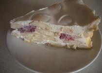 Smetanový dort nepečený