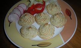 Sváteční bramborové pusinky