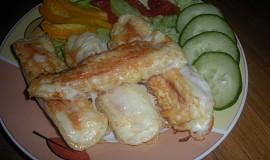 Sýrová rolka v pivním těstíčku