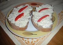 Sýrovo-vajíčková pomazánka