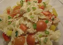 Těstovinový salát s ťuňákem