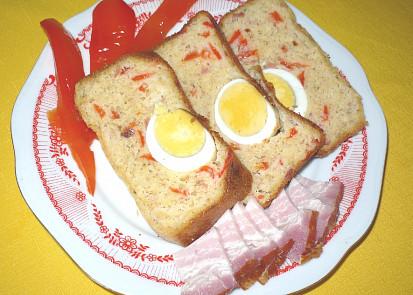 Vaječný chlieb