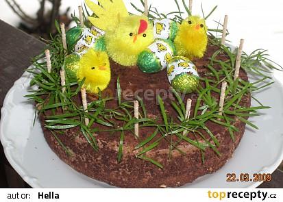 Velikonoční zahrádka