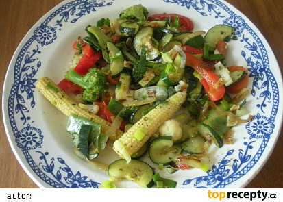 Zeleninová pánev