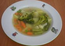 Zeleninová polévka od Aničky