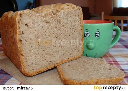 Chléb na řezu