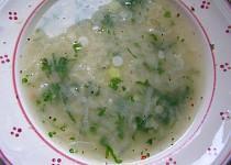 Jáhlová polévka rychlá