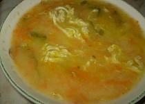 Krupičková polévka