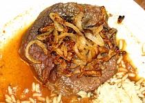 Malajské hovězí maso