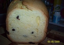 Mazanec v domácí pekárně