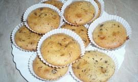 Muffiny odlehčené jogurtem