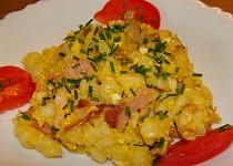 Nokerle s vajíčkem