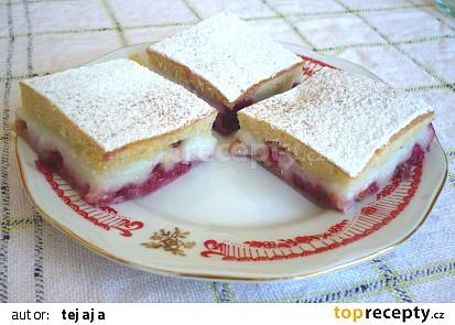 Ovocný koláč