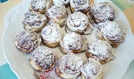 Proklatě dobré pusinkové koláčky od Vaška