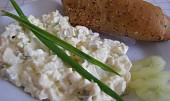 Rychlý vajíčkový salát