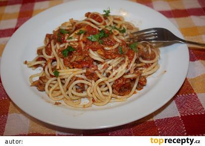 Špagety s tuňákem II: