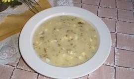 Šťovíková polévka