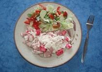 Surimi - lehká večeře