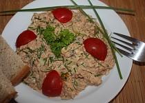 Tomatová rybí pomazánka