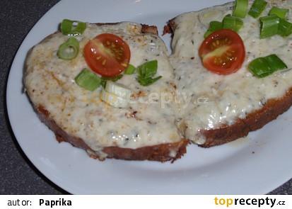 Topinky dvou sýrů