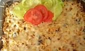 Zapečené těstoviny s mletým masem