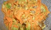Avokádový salát s kuřecím masem