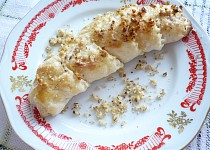Banánové kremrole