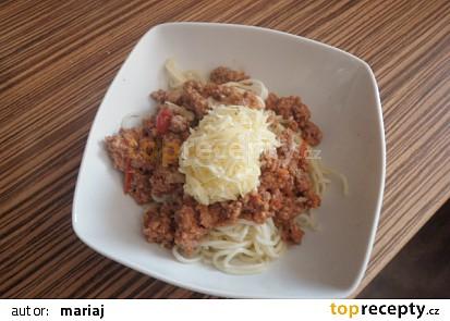 Boloňské špagety II.