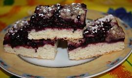 Borůvkový koláč II.
