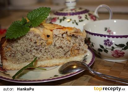 Curyšský jablkový koláč