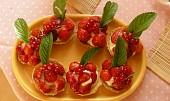 Košíčky s jahodami
