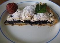 Křehký koláč s ovocem