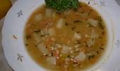 Kroupová polévka