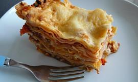 Lasagne s mletým masem II.