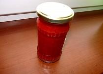 Marmeláda ze směsi ovoce