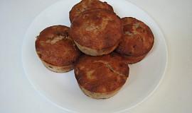 Muffiny s rozinkami