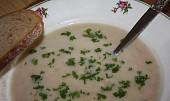 Panádlová - chlebová polévka mojej mamky
