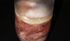 Pečínka ve skle