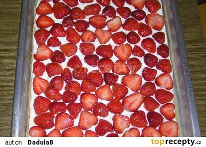 ...ovoce dejte dost hustě, neuškodí to...