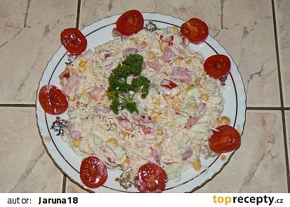 Salát z čínské polévky