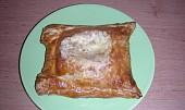 Šunka a sýr v listovém těstě