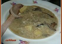 Zimní podkrkonošská polévka