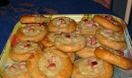 Cibulové koláčky