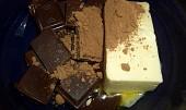 Čokoládová poleva