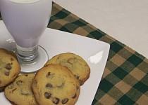 Cookies s čokoládou