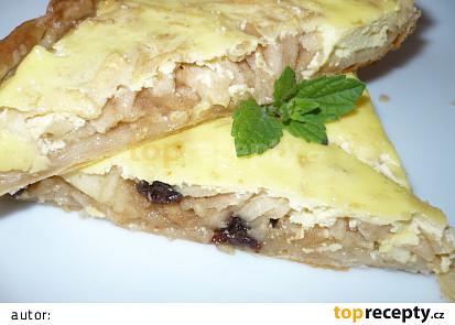 Jablkový koláč č.4