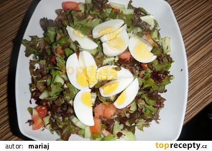 Kyperský salát-na hubnutí