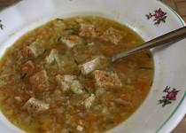 Letní polévka