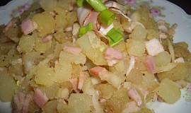 Maďarský bramborový salát