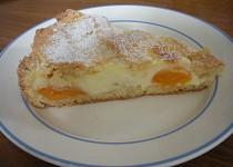Mřížkový koláč Pavího Očka